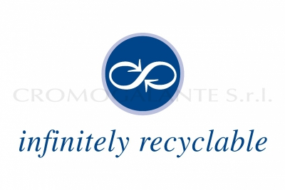 Infinitely Recyclable logo