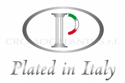 Plated in Italy logo